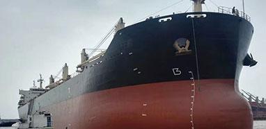 船舶出售:2017微信时时彩小群,出售56856吨散货船