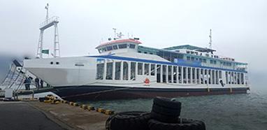 船舶出售:出售47辆客滚船